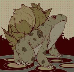 Bulbasaur Collab by MechanicalPumpkin