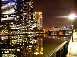Melbourne At Night 2 by moviegirl78