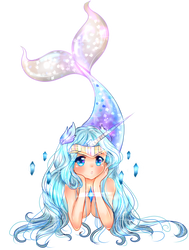 Mermaid  Avi art by sweetluka123