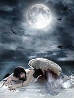 Fallen Angel by AntonellaB