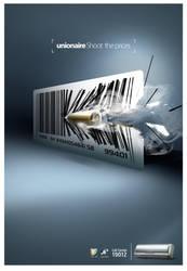 unionaire press ad by SOLTAN