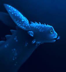 Glowy Boy by KlaraGibson