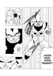 Buu Goku vs Vegeta 001 by torrijos
