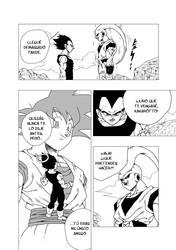 Buu Goku vs Vegeta 002 by torrijos