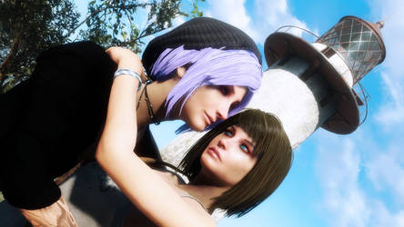 Chloe and Max by Vicki73