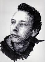 Portrait John Posthumus / Homerun by TimCoster