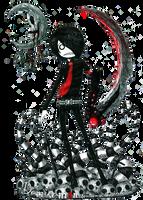 Slasher Hand of DemiseMAN by DemiseMAN