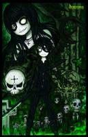 The Night Scythe Terror by DemiseMAN