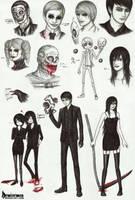 Doodles 2 by DemiseMAN