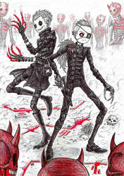 Demon Hunters by DemiseMAN