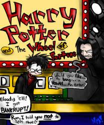Harry Potter... by spookydoom