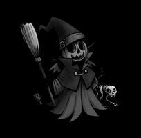 October Monsters #31 by spookydoom