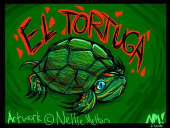 El Tortuga by spookydoom
