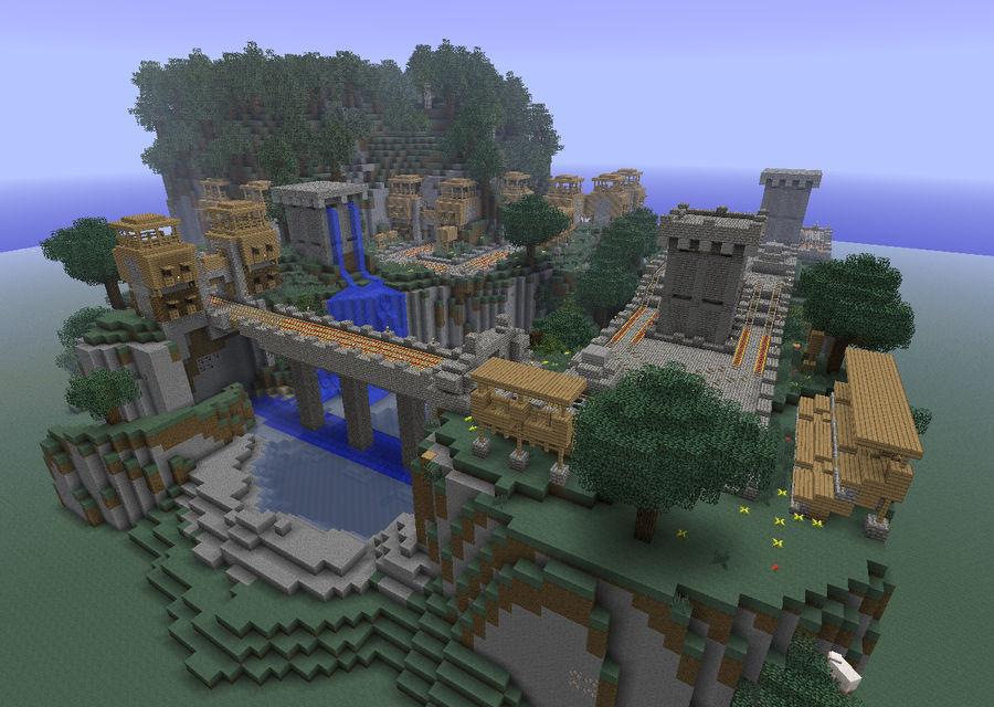 Minecraft - MineKart by Lexa2