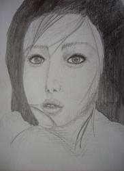 Asian Girl by ShichiyouKuran