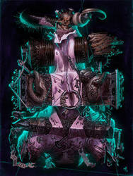j.kobb: the ascender by LostKeep