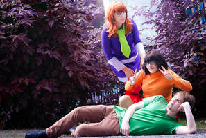 Scooby-Doo, Where Are You! by stormyprince