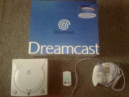I HAVE A DREAMCAST by Sega32x