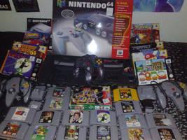 Nintendo 64 Collection by Sega32x