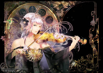Anime Symphonia by arcadia-art