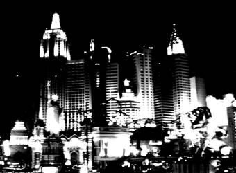 Silhouetes of the Big Apple by gat0pard0-x0x