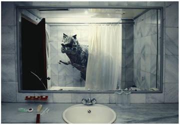 Sahid Jaya Hotel's Bathroom by TOYIB