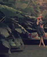 Garden of Sorrow by TOYIB