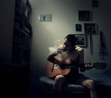 Smoke Can't Kill Me by TOYIB