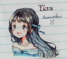 ~~Eliza~~ by AnaMGomes