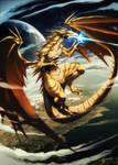 Dragon by GENZOMAN