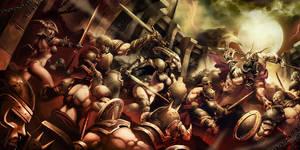 Battlerage by GENZOMAN