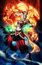 Warcraft - Madness by GENZOMAN