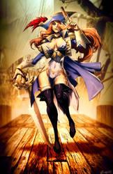 Lady Mary Killigrew by GENZOMAN