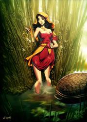 Miriam by GENZOMAN