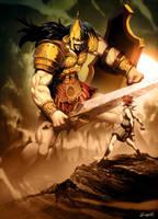 Goliath by GENZOMAN