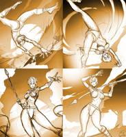 Elena sketch dance jam by GENZOMAN