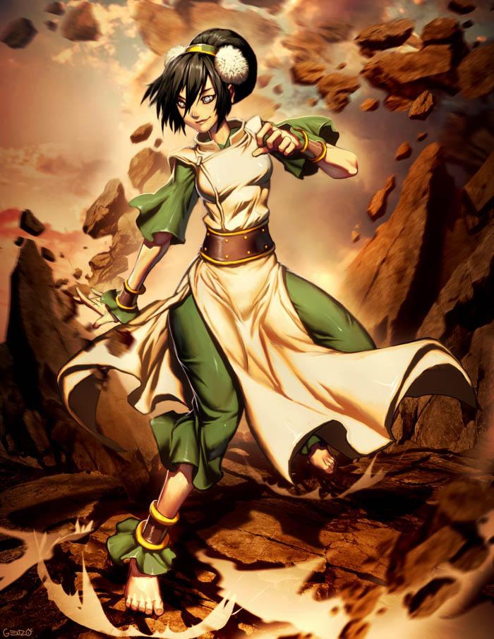 Avatar - Toph by GENZOMAN