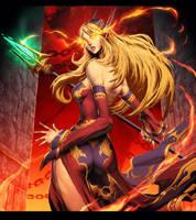Hearthstone - Secretkeeper by GENZOMAN
