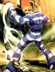 Street Fighter - Cody by GENZOMAN
