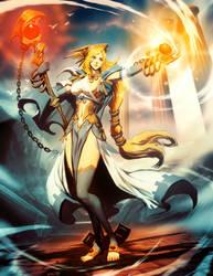 Hera by GENZOMAN