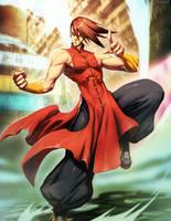 Street fighter - Yang by GENZOMAN