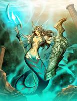 Atlantis by GENZOMAN