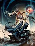 Anubis  b by GENZOMAN