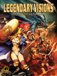 Legendary Visions - Artbook by GENZOMAN