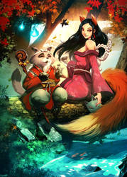 Bakemono by GENZOMAN