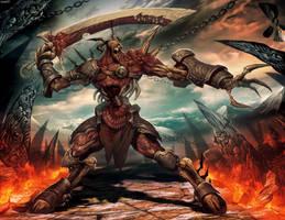 Warhammer - Nurgle by GENZOMAN