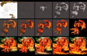 Tutorial - Phoenix by GENZOMAN