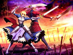 Fate Stay Night by GENZOMAN