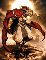 Supay - Diablo by GENZOMAN