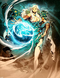 Gaia by GENZOMAN